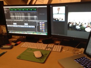 Final Cut Pro x version 1.